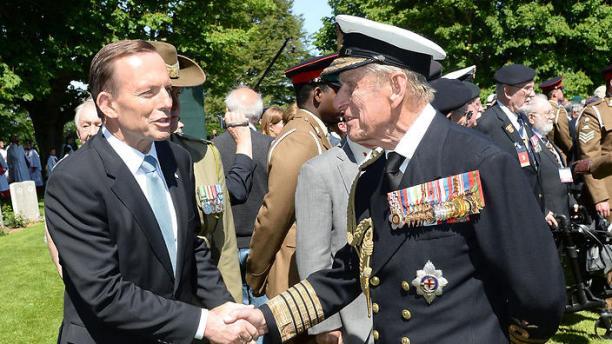 Duke of Edinburgh's Australian honour